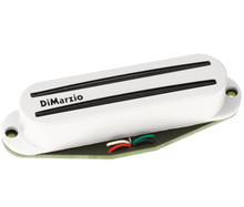 DiMarzio DP184 The Chopper Hum Canceling Strat pickup - white