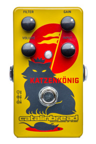 Catalinbread Katzenkönig Fuzz / Distortion pedal