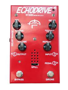 SIB Effects Echodrive 4 Tube Echo / Delay pedal
