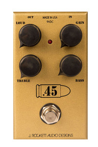 Rockett Pedals .45 Caliber Tour Series Overdrive pedal