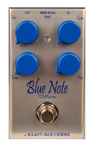 Rockett Pedals Tour Series Blue Note Overdrive pedal