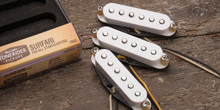 Tonerider TRS5 Surfari Strat pickup set - left handed
