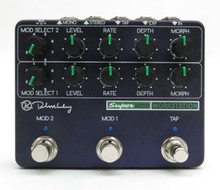 Keeley Electronics Super Mod Workstation pedal