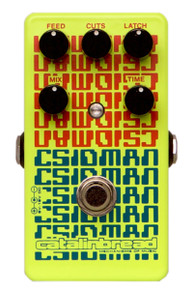 Catalinbread Csidman Digital Stutter / Glitch Delay pedal