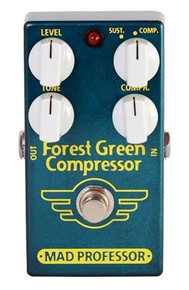 Mad Professor Forest Green Compressor pedal