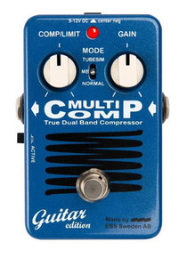 EBS MultiComp Guitar Edition Compressor