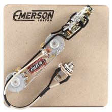 Emerson Custom Tele 3-Way Prewired Kit - 250K Pots