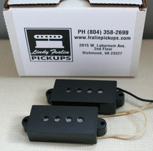 Lindy Fralin P Bass pickup - overwound +5%