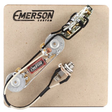 Emerson Custom Thinline Tele 3-Way Prewired Kit