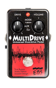 EBS Studio Edition MultiDrive Overdrive pedal