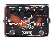 MXR Custom Shop SF01 Slash Octave Fuzz pedal