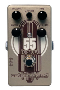 Catalinbread Formula No. 55 Tweed Amp Overdrive pedal