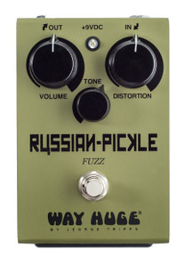 Way Huge Electronics WHE408 Russian Pickle Fuzz