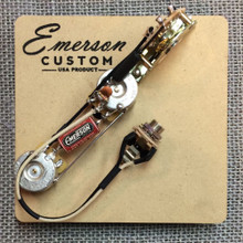 Emerson Custom Esquire 3-Way Prewired Kit  - 250k pots