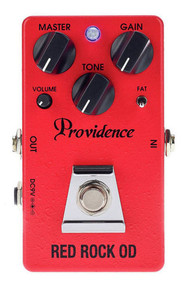 Providence ROD-1 Red Rock Overdrive pedal
