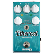 Wampler Pedals Ethereal Delay & Reverb pedal