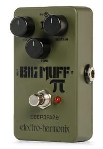 Electro-Harmonix Green Russian Big Muff Distortion / Sustainer pedal
