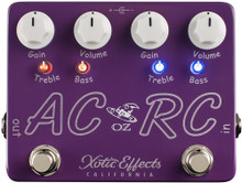 Xotic Effects Oz Noy Limited Edition AC / RC Booster pedal