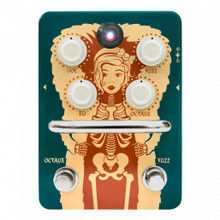 Orange Fur Coat Octave Fuzz pedal