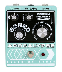 Death By Audio Apocalypse Switchable Fuzz
