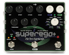 Electro-Harmonix Superego Plus Synth Engine Multi-Effect pedal