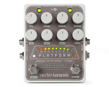 Electro-Harmonix Platform Stereo Compressor / Limiter pedal