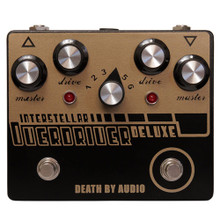 Death By Audio Interstellar Overdriver Deluxe pedal