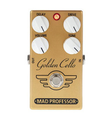Mad Professor Golden Cello Overdrive / Delay pedal