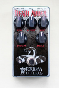 Tortuga Effects Death Adder Metal-Stortion pedal