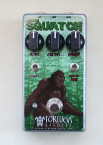Tortuga Effects Junior Sasquatch Silicon Fuzz pedal