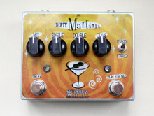 Tortuga Effects Dirty Martini Dual Analog Modulator / Vibrato pedal