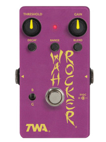 TWA Wah Rocker Envelope Filter pedal