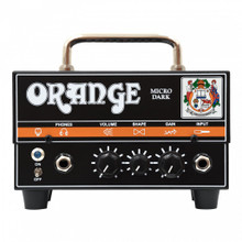 Orange Amplification Micro Dark 20w Guitar Amp Tube Head