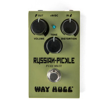 Way Huge Smalls Russian Pickle MkIII Fuzz pedal