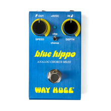 Way Huge Smalls Blue Hippo MkIII Analog Chorus pedal