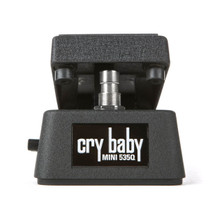 Dunlop Mini 535Q Cry Baby Wah pedal