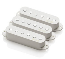 EMG Maverick Five Retro Active Single Coil Strat pickup set - white