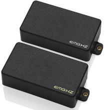 EMG HZ H4 / H4A Passive Humbucker pickup set - black