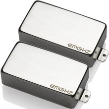 EMG HZ H4 / H4A Passive Humbucker pickup set - chrome