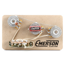 Emerson Custom Strat 5-Way Blender Prewired Kit - open box