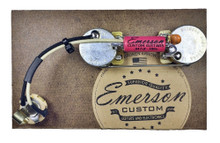 Emerson Custom P-Bass Prewired Kit - open box