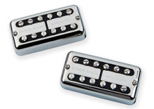 Seymour Duncan Psyclone Hot Filter'Tron pickup set - nickel