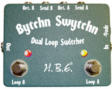 HomeBrew Electronics HBE Bytchn Swytchn Dual Loop Switcher