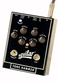 Aguilar Amplification Tone Hammer Bass Preamp / Direct Box