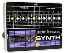 Electro-Harmonix Microsynth Synthesizer pedal