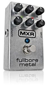 MXR M-116 Fullbore Metal Distortion