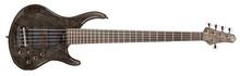 MTD Kingston ZX 5 String Bass - Translucent Black, Rosewood Fretboard