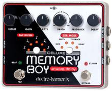 Electro-Harmonix Deluxe Memory Boy Analog Delay w/ Tap Tempo