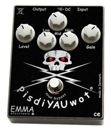 EMMA Electronic PY-1 PisdiYAUwot Metal Distortion