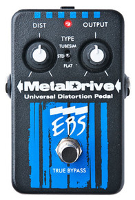 EBS Metal Drive Universal High Gain Distortion Pedal